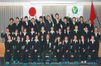 Ehime Denshi Business College, Japanese Learning Course
